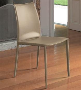 Bontempi Linda Sand Side Dining Chair