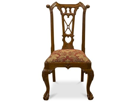 Boston Mills George Rosewood Dining Side Chair (Set of 2) BSMBMCHGE