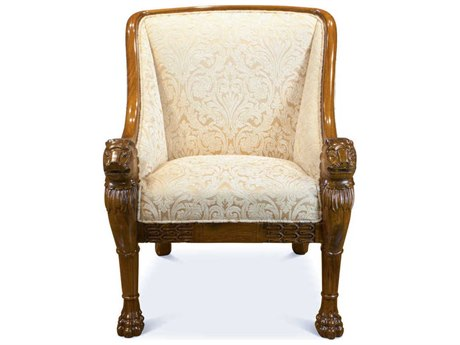 Boston Mills Leo Rosewood Accent Chair (Set of 2) BSMBMCHLE