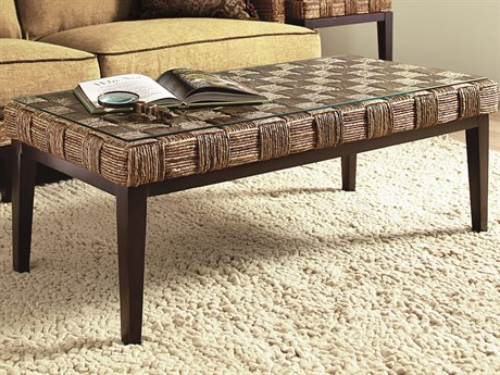 Braxton Culler Abaco Island Java 49'' Wide Rectangular Coffee Table