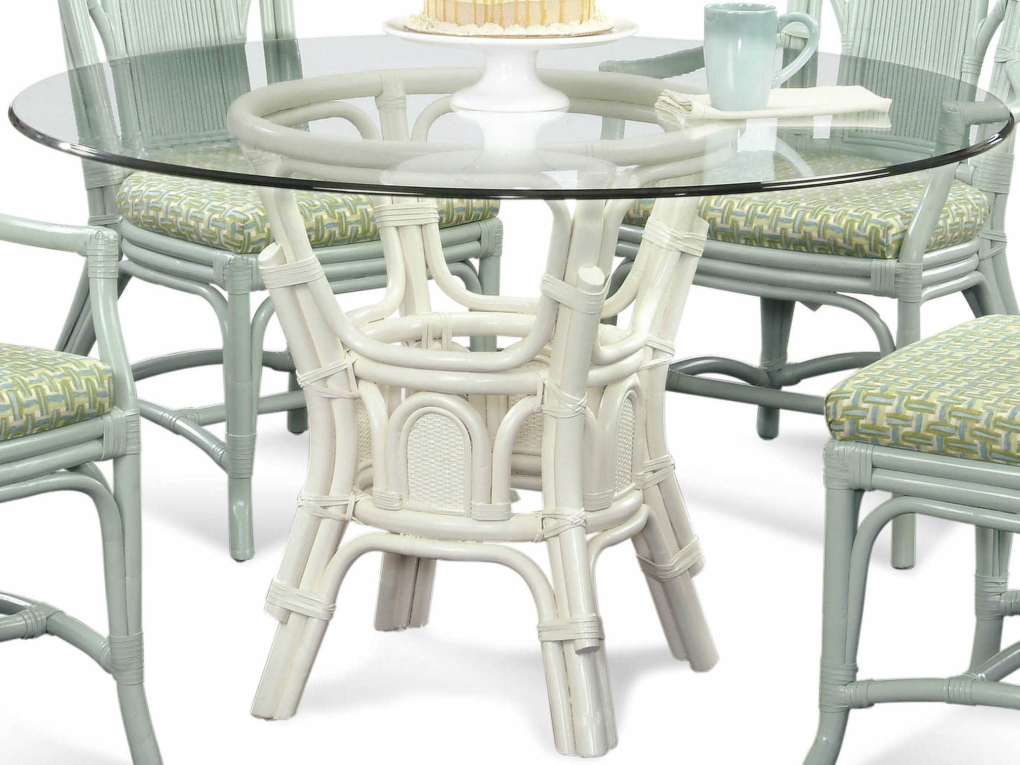 Braxton Culler Bay Walk 36 Wide Round Dining Table Bxc981075f
