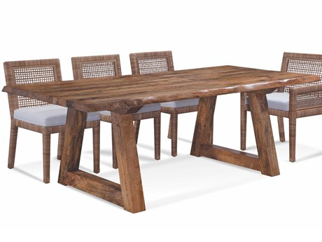 Braxton Culler Bellport Honey 102'' Wide Rectangular Dining Table