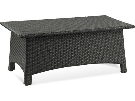 Braxton Culler Brighton Pointe Charcoal 48'' Wide Rectangular Coffee Table BXC435072
