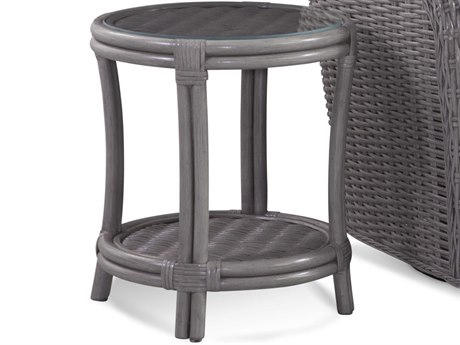 Braxton Culler Camarone 18'' Wide Round End Table