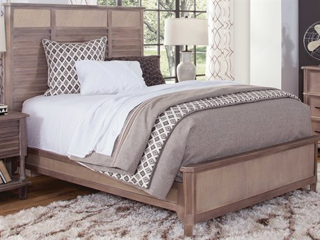 Braxton Culler Chesapeake Driftwood Queen Panel Bed