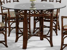 Chippendale 48'' Wide Round Dining Table