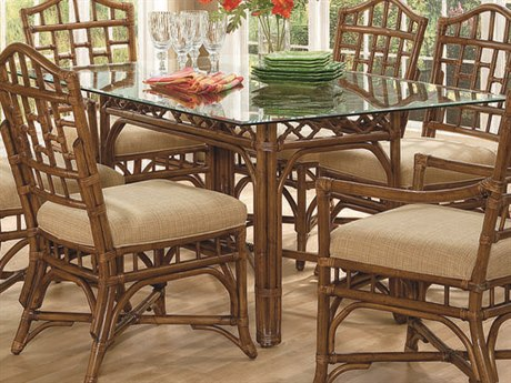 Braxton Culler Chippendale 78'' Wide Rectangular Dining Table
