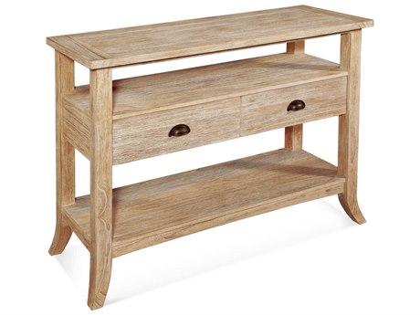Braxton Culler Cimarron Sandalwood 50'' Wide Rectangular Console Table BXC2928073