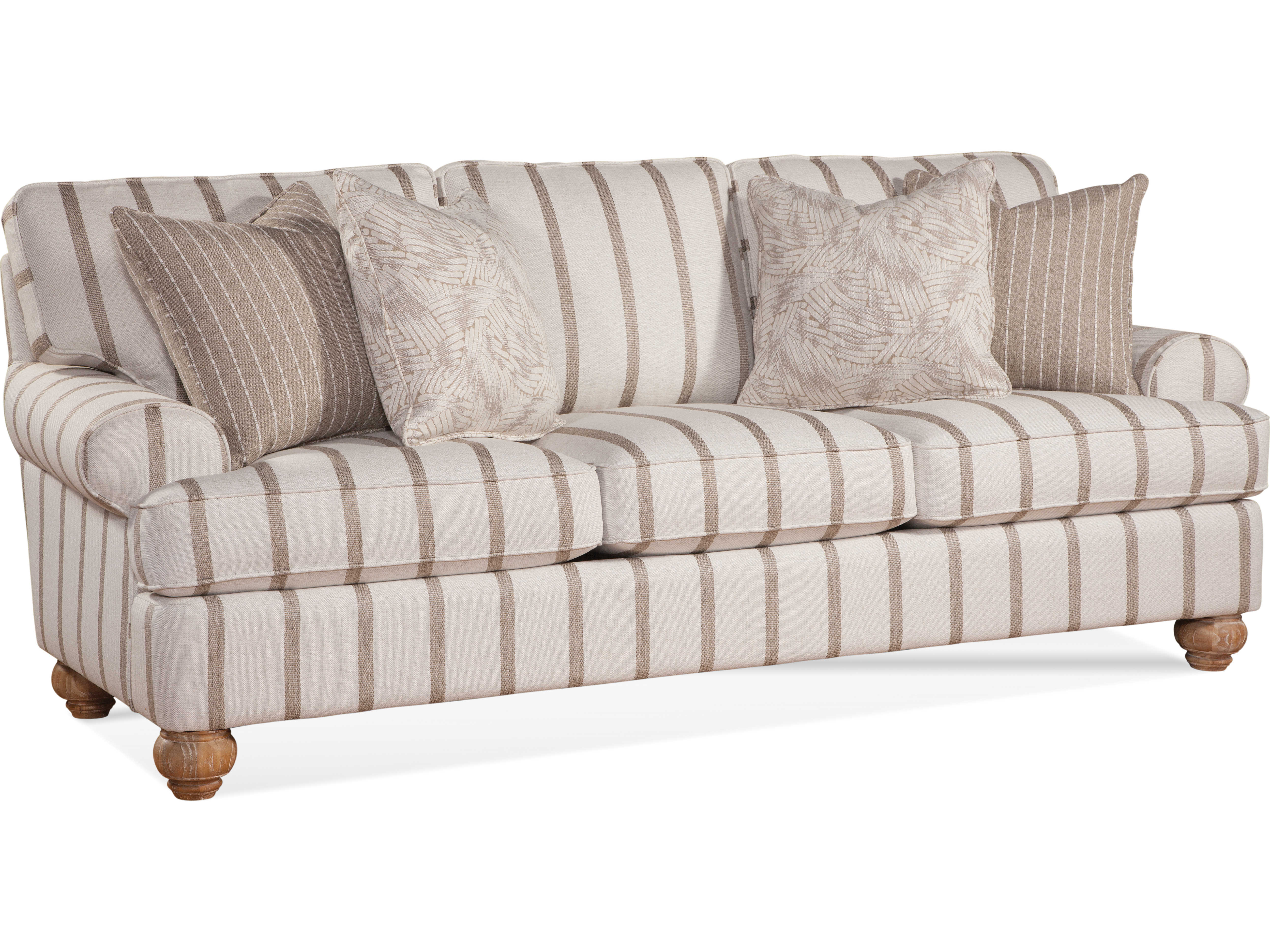 Braxton Culler Cimarron Sandalwood Hatteras Sofa Couch