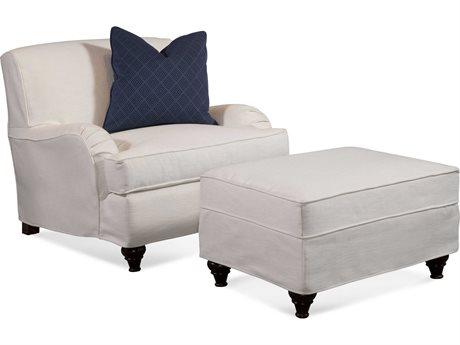 Braxton Culler Crown Estate Chair and Ottoman Set BXC712001SET