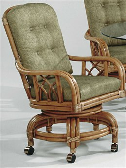 Braxton Culler Edgewater Arm Rolling Dining Chair BXC914106