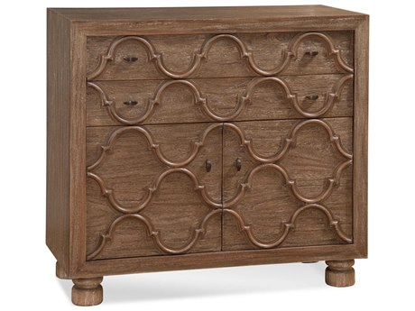 Braxton Culler Farmhouse Aged Chestnut Accent Chest
