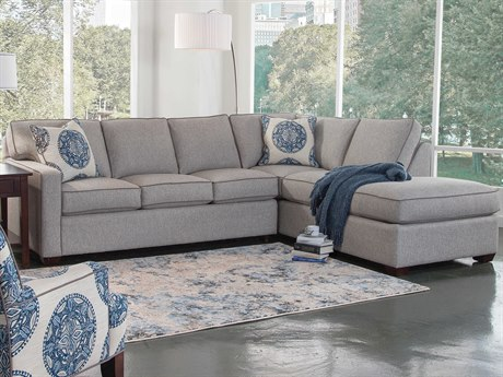 Braxton Culler Gramercy Park Sectional Sofa BXC7872PCSEC2