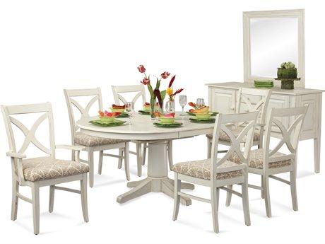 Braxton Culler Hues Dining Room Set BXC1064E75SET2