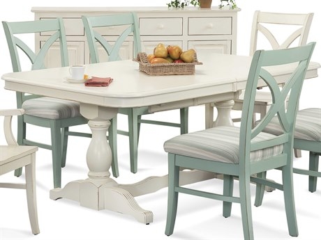 Braxton Culler Hues 68-96'' Wide Rectangular Dining Table