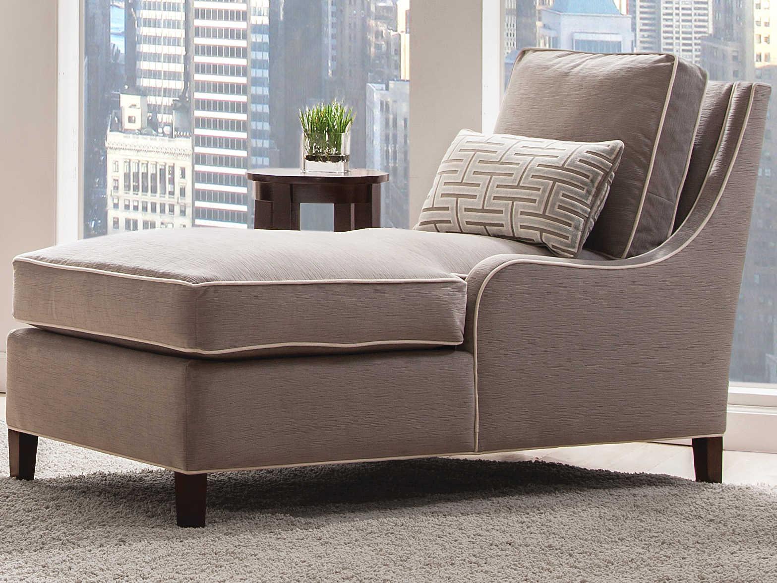 Braxton Culler Koko Chaise Lounge Chair