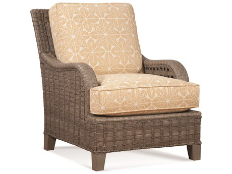 Braxton Culler Lake Geneva Driftwood Or Java Accent Chair
