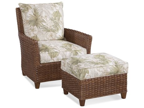 Braxton Culler Lanai Breeze Chair and Ottoman Set