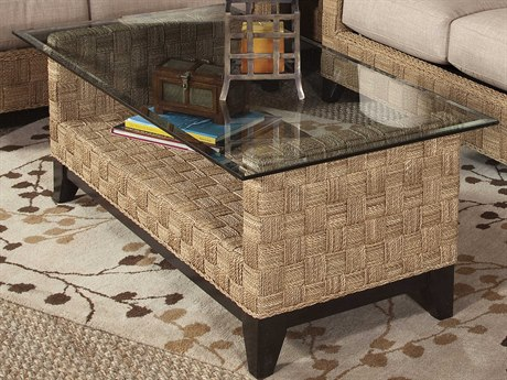 Braxton Culler Montego Blends With Java 52'' Wide Rectangular Coffee Table