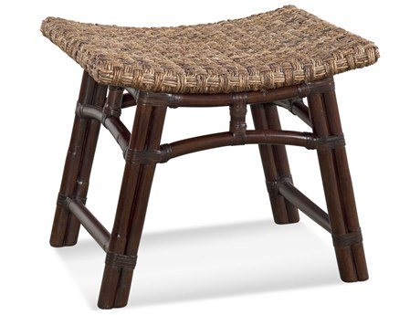 Braxton Culler Sandy Point Abaca / Java Accent Bench