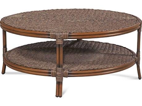 Braxton Culler Sardinia Cigar 42'' Wide Round Coffee Table BXC421070