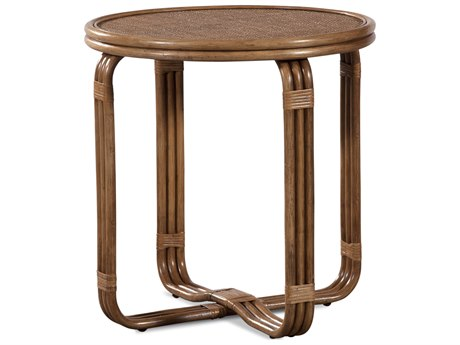 Braxton Culler Seabrook 23'' Wide Round End Table BXC913022