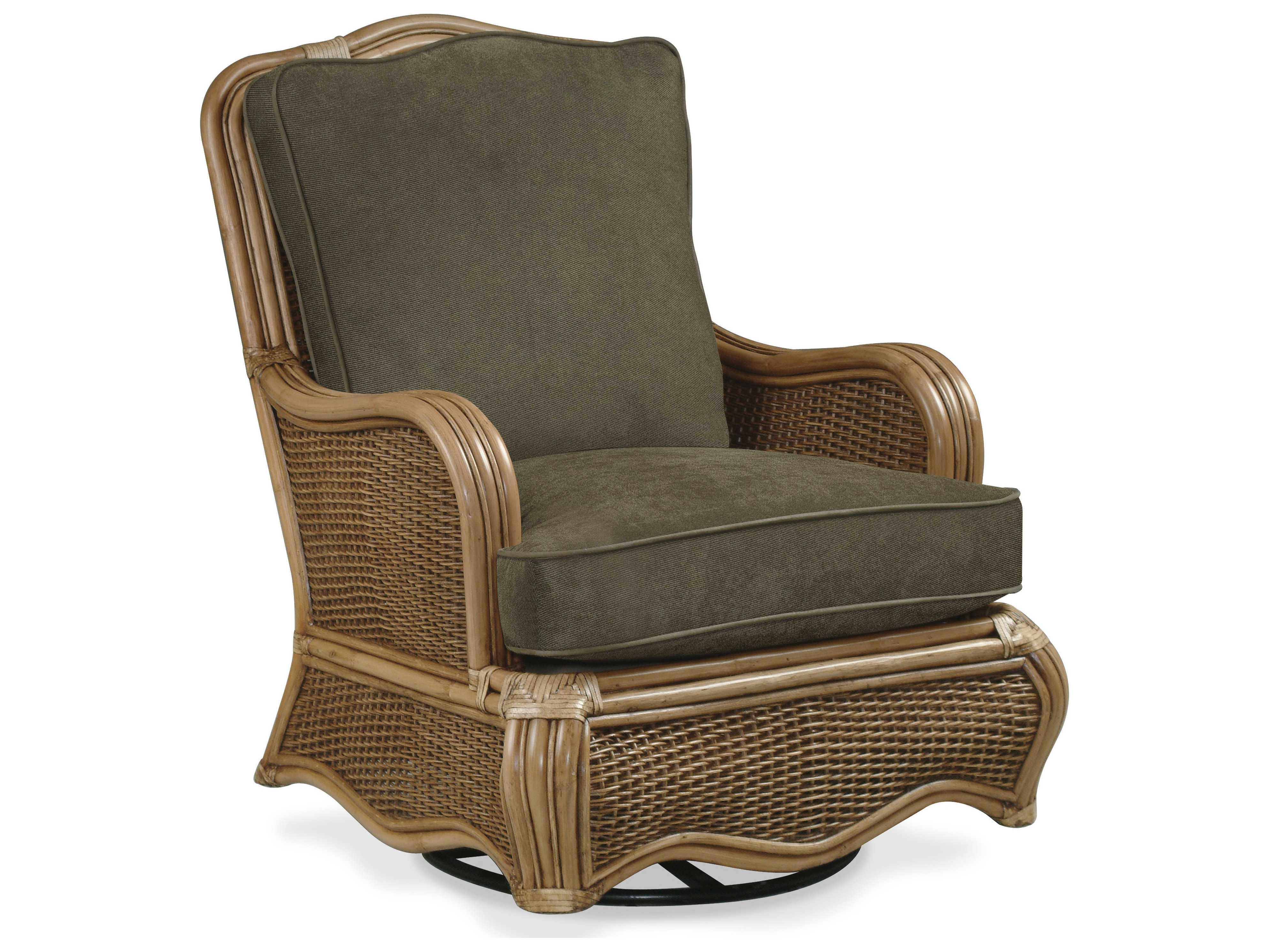 Braxton Culler Shorewood Glider Swivel Accent Chair