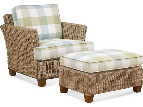 Braxton Culler Speightstown Chair and Ottoman Set
