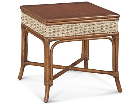 Braxton Culler Speightstown Havana 23'' Wide Square End Table