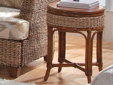 Braxton Culler Speightstown Havana 18'' Wide Round End Table