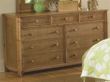 Braxton Culler Summer Retreat 8 Drawers and up Double Dresser BXC818141