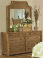 Summer Retreat 8 Drawers and up Double Dresser