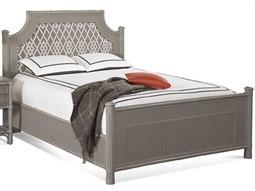 Summer Retreat King Panel Bed
