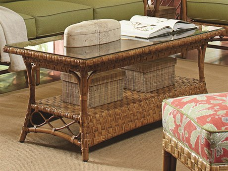 Braxton Culler Tradewinds 49'' Wide Rectangular Coffee Table