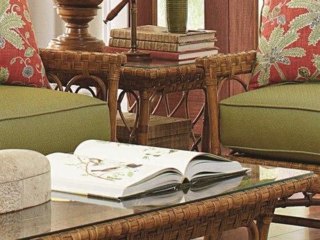 Braxton Culler Tradewinds 23'' Wide Rectangular End Table BXC938071