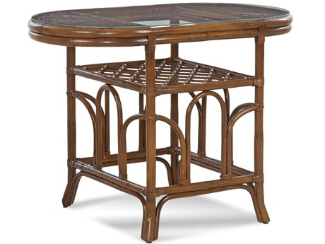 Braxton Culler Trellis 41'' Wide Oval Dining Table BXC978076