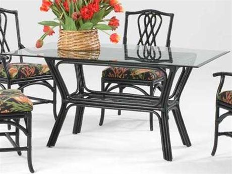 Braxton Culler Trellis 42'' Wide Rectangular Dining Table BXC979076