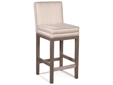 Braxton Culler Upholstered Top Side Bar Height Stool