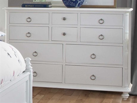 Braxton Culler Wood Heights 8 Drawers and up Double Dresser