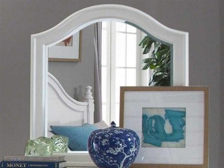Braxton Culler Wood Heights Dresser Mirror