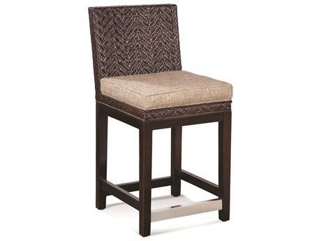 Braxton Culler Woven Side Bar Height Stool