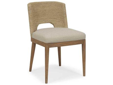 Brownstone Furniture Amalfi Beach / Praline Side Dining Chair BRNAM202