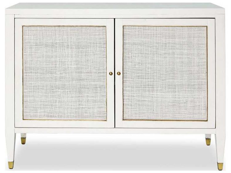 Brownstone Furniture Atherton White Bar Cabinet At400wh
