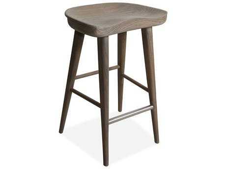 Brownstone Furniture Balboa Driftwood Gray Bar Stool BRNBBD802