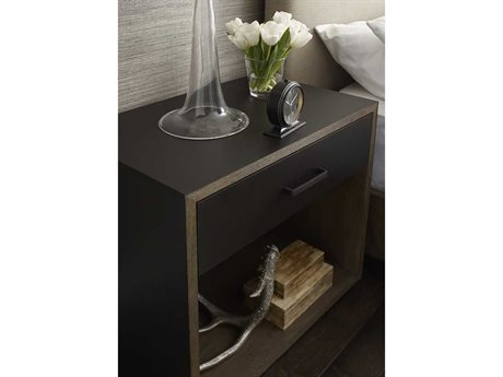 Brownstone Furniture Baldwin Latte 1 Drawer Nightstand BRNBD004