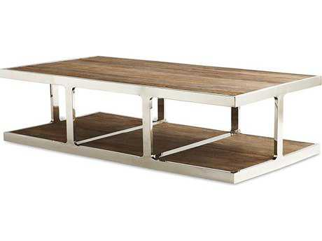 Brownstone Furniture Bryant 63''L x 31''W Rectangular Natural Elm Coffee Table BRNBRY502