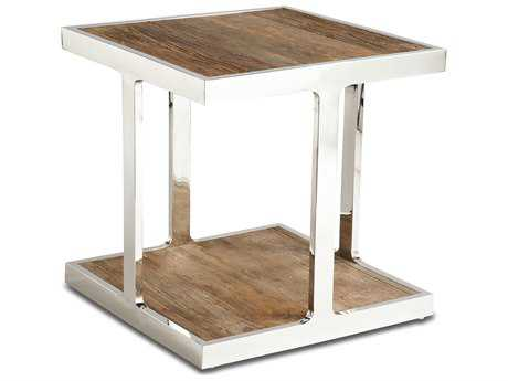 Brownstone Furniture Bryant 24'' Square Natural Elm End Table