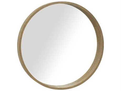 Brownstone Furniture Capri Praline Wall Mirror BRNCP1936T