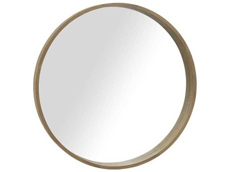 Brownstone Furniture Capri Praline Wall Mirror BRNCP1948T