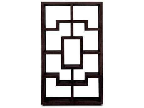 Brownstone Furniture Chelsea 46''L x 80''H Onyx Bookcase BRNCH401ON